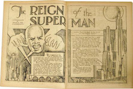 Superman pernah botak dan jahat gan!
