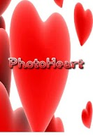 Screenshot of PhotoHeart