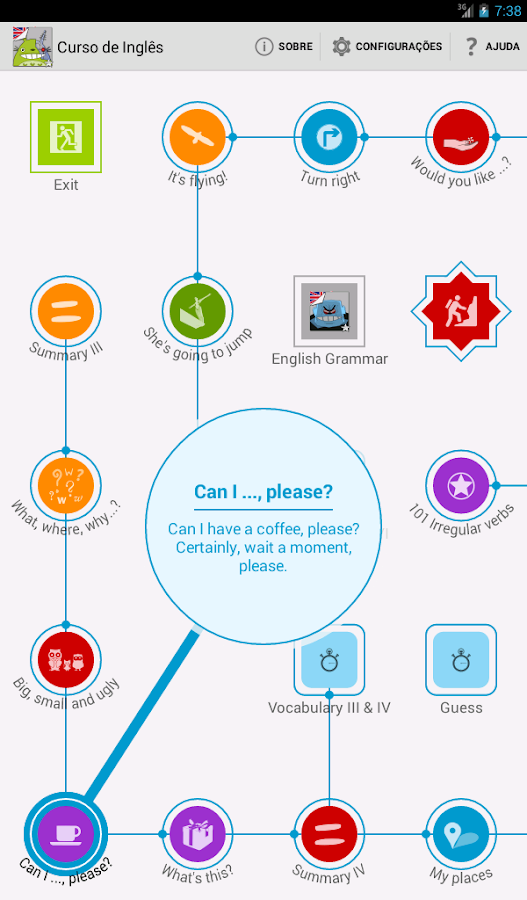 English Course Screenshot 16
