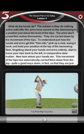 Ben Hogan's 5 Lessons