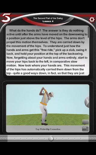 玩免費運動APP|下載Ben Hogan's 5 Lessons app不用錢|硬是要APP