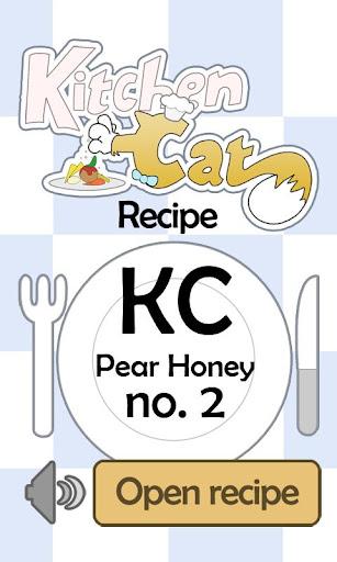 KC Pear Honey 2