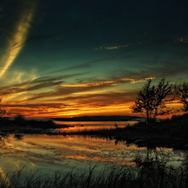 by Otto Mercik - Landscapes Sunsets & Sunrises