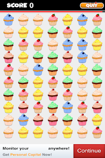 Cupcake Match 3: Baker Party - screenshot
