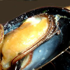 Oven Roasted Mussels