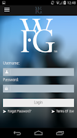 Screenshot of WFG Drive