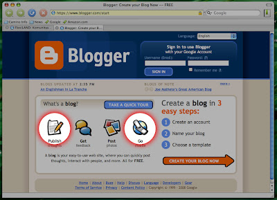 Blogger.com