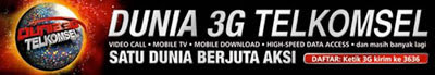 Dunia 3G Telkomsel