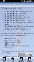 Screenshot of RadioAmatori Italia