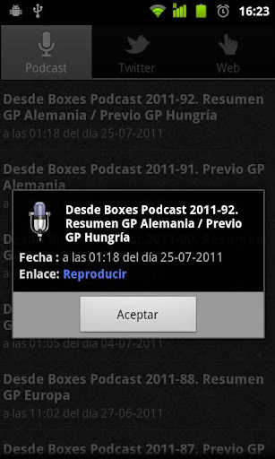 Desde Boxes Podcast