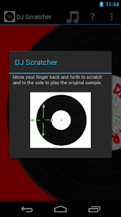 DJ Scratcher - screenshot