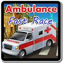 Ambulance Fast Race icon
