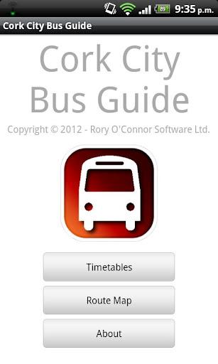 Cork City Bus Guide Demo