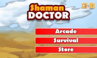 Screenshot of Shaman Doctor