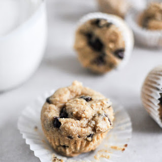 Mini Whole Wheat Chocolate Chip Muffins