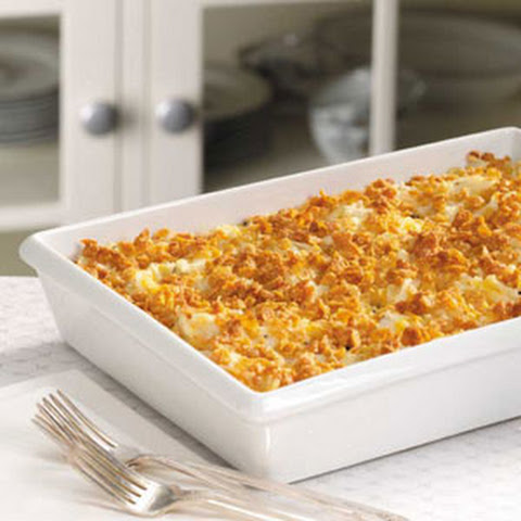 Shredded Potato Casserole