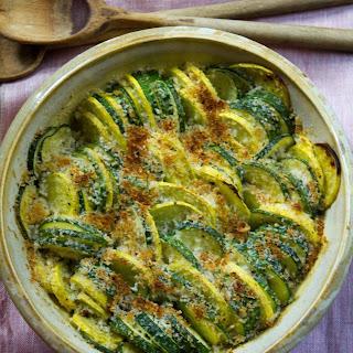 Zucchini And Summer Squash Pie Recipes