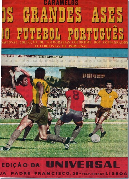 os grandes ases do futebol portugues santa nostalgia
