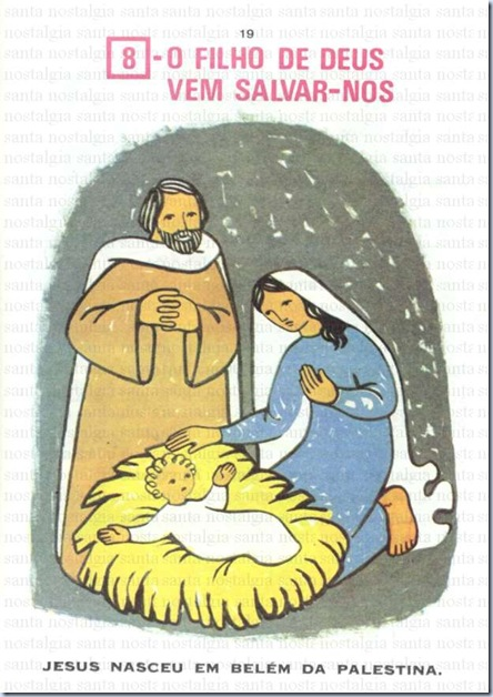 santa nostalgia catecismo a1 3
