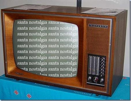 televisao rtp santa nostalgia