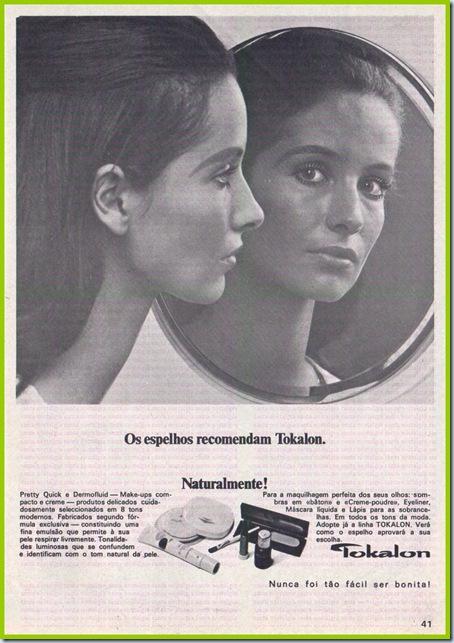 tokalon publicidade santa nostalgia