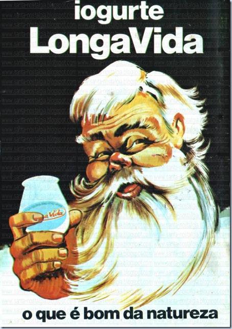 iogurte longa vida santa nostalgia