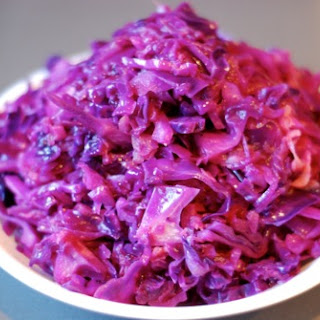 Chez Panisse Braised Red Cabbage