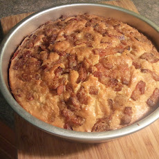 Bacon coffee cake