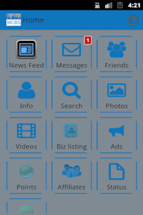 WeCanBeSocial - screenshot