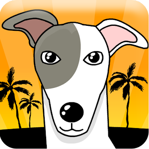 Cover art Greyhound Racer