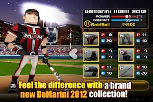 Screenshot of Homerun Battle 3D