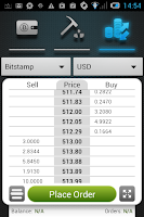 Screenshot of BitCare Bitcoin