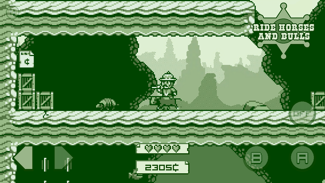 2-bit Cowboy Screenshot 1