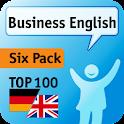 Sixpack für Geschäftsenglisch icon