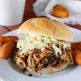 Easy Slow Cooker Pulled Pork Barbecue