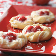 Overnight Cherry Danish Recipe