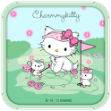 Charmmy Kitty Golf Theme