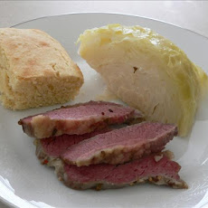 My Favorite Corned Beef and Cabbage