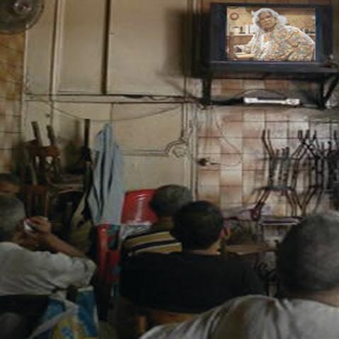 """Elderly Arab Men Watch """"Tyler Perry's A Madea Christmas,"""" Don't Understand"""