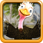 Talking Ostrich Free 1.1.7 Apk
