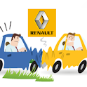 Renault Accident Support Line icon
