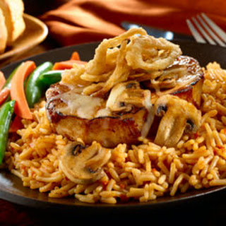 Skillet Pork Chops Rice Recipes