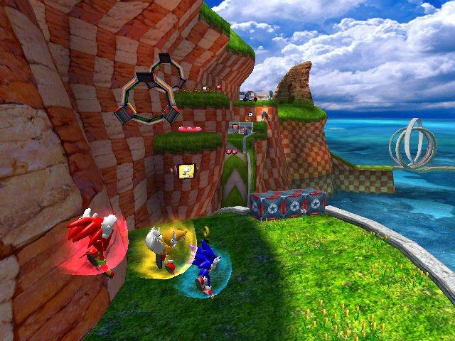 X03: Sonic Heroes