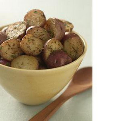 Oven-​Baked Herbed New Potatoes