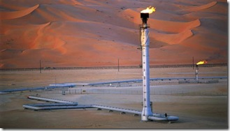Al-Shaybah oil Field-SE Saudi Arabia