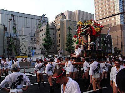博多祇園山笠 祭 福岡 2008 Hakata Gion Yamakasa matsuri festival Fukuoka