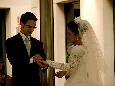 los novios 新郎と新婦 groom and bride boda 結婚 wedding pepino ペピーノ ai ale 愛 アレ Alicante アリカンテ