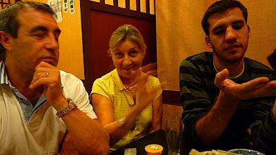 restaurante chino cena gyoza Temjin テムジン 餃子 中華 料理 夕食 店 restaurant Chinese food supper dinner