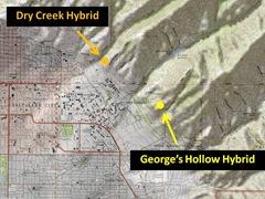 Drobnick U Hybrid Map