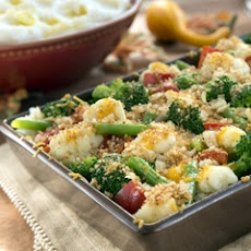 Thanksgiving Family Fav Veggie Casserole
